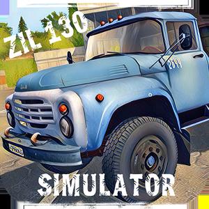 Иконка Скачать игру Симулятор вождения ЗИЛ 130 на Android
