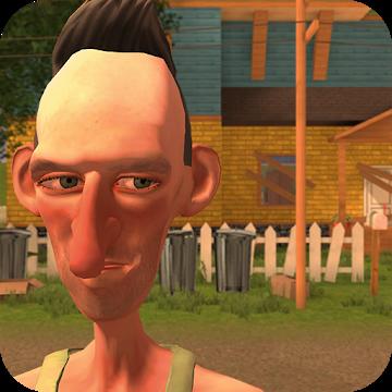Иконка Скачать игру Angry Neighbor на Android