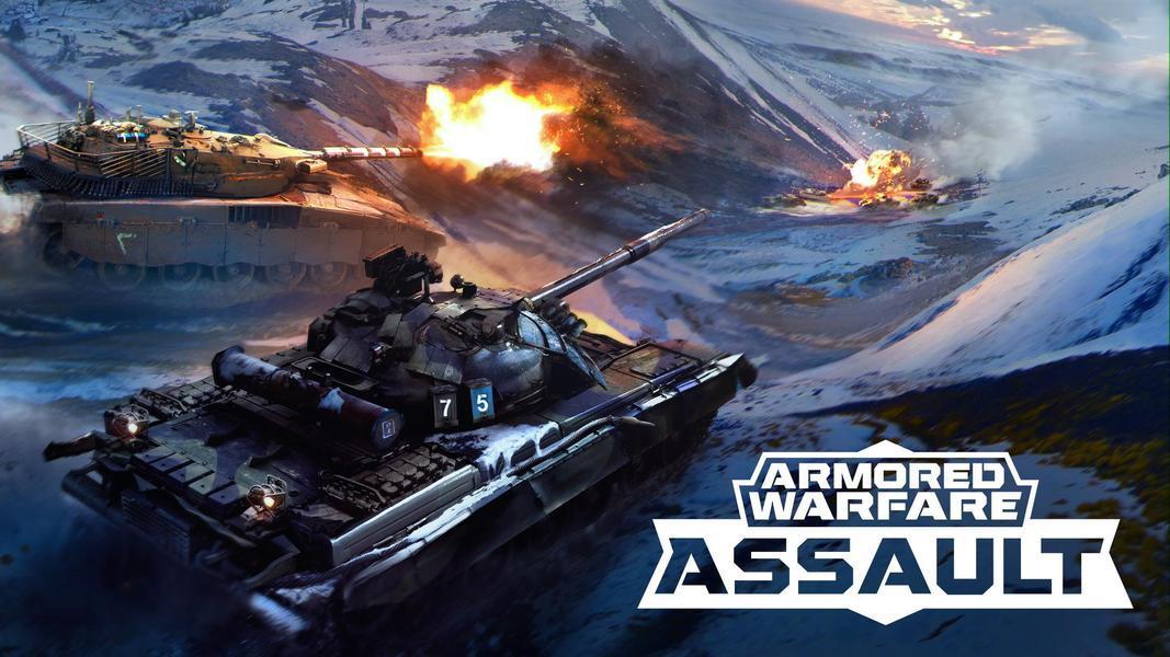 Иллюстрация на тему Armored Warfare: Assault - скачать полную версию игры на телефон