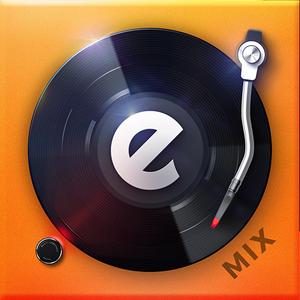 Иконка Скачать приложение edjing Mix DJ music mixer на...