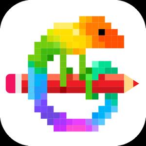 Иконка Скачать игру Pixel Art на Android
