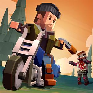 Иконка Скачать игру Cube Survival Story на Android
