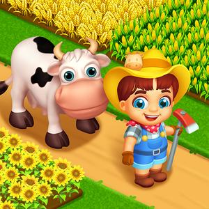 Иконка Скачать Семейная Ферма на Android