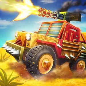 Иконка для Zombie Offroad Safari (Зомби Сафари): скачать игру на Андроид