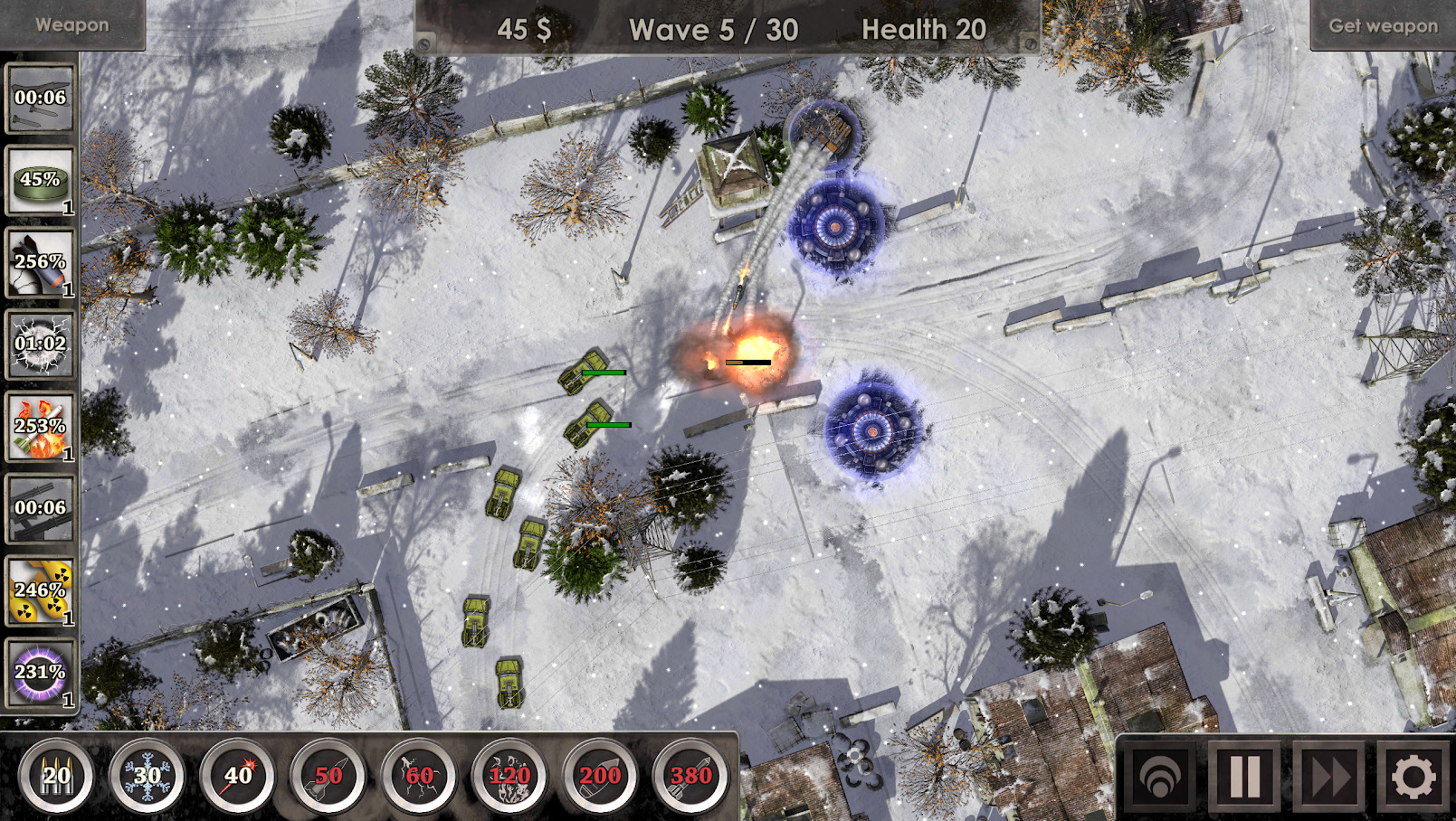 Иллюстрация на тему Defense Zone 3 HD: скачать полную версию игры на Андроид