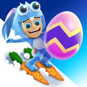 Иконка Скачать игру Ski Safari 2 на Android