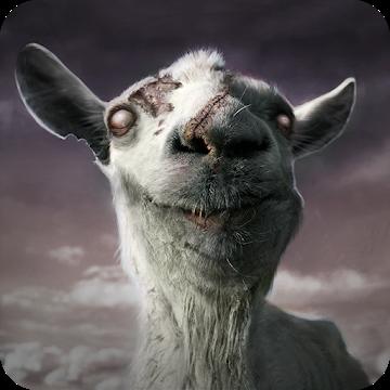 Иконка Скачать игру Goat Simulator GoatZ на Android