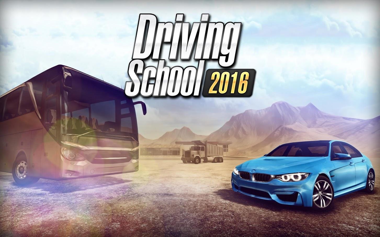 Иллюстрация на тему Driving School 2016: скачать полную версию игры на Андроид