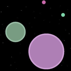 Иконка Скачать игру Nebulous.io на Android