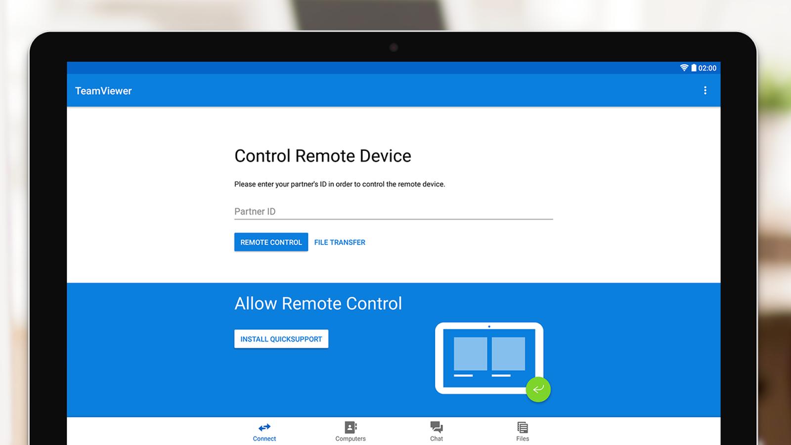 Иллюстрация на тему TeamViewer для Андроид: скачать полную версию приложения