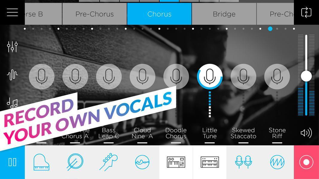 Иллюстрация на тему Скачать Music Maker JAM: полная версия программы на Андроид
