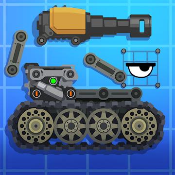 Иконка Скачать игру Супер битва танков на Android
