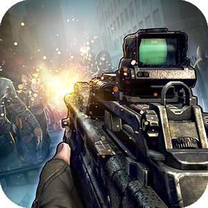 Иконка Скачать игру Zombie Frontier 3: Снайпер Стрелок...