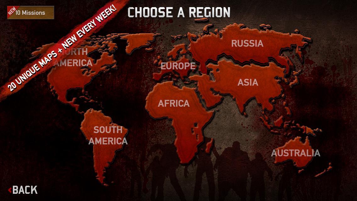 Иллюстрация на тему SAS 3: Zombie Assault - скачать полную версию игры на Андроид