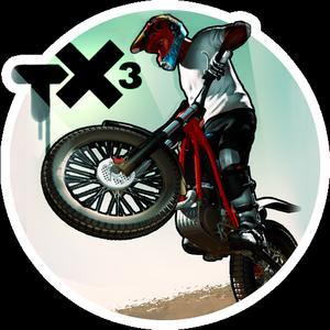 Иконка Скачать игру Trial Xtreme 3 на Android