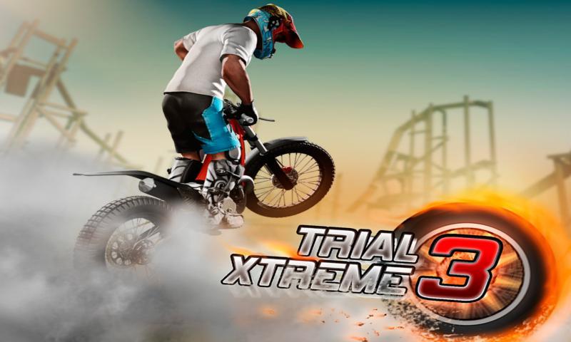 Иллюстрация на тему Trial Xtreme 3: скачать полную версию игры на Андроид