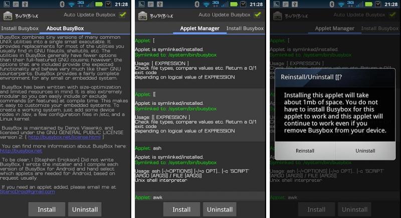 Иллюстрация на тему Скачать BusyBox на Андроид на русском языке: установочный APK-файл