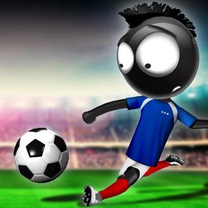Иконка Скачать игру Stickman Soccer 2016 на Android