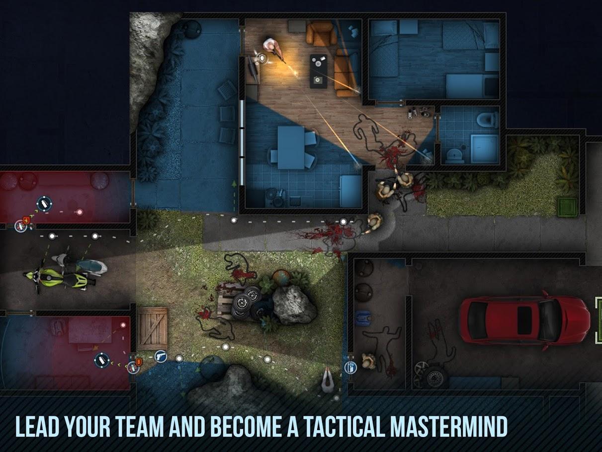 Иллюстрация на тему Door Kickers: скачать на Андроид русскую версию игры