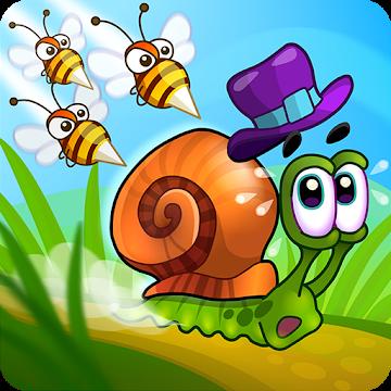 Иконка Скачать игру Snail Bob 2 на Android